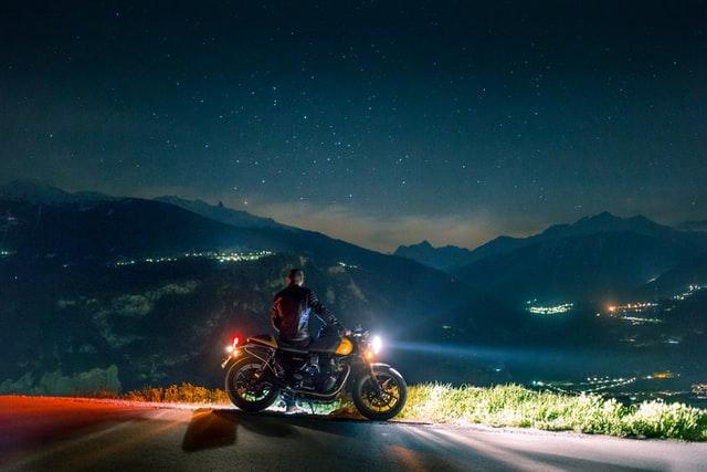 Wyprawy motocyklowe