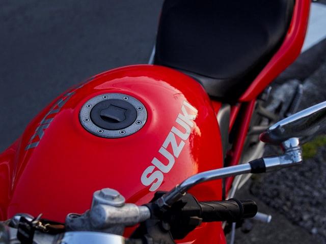 Motocykle Suzuki
