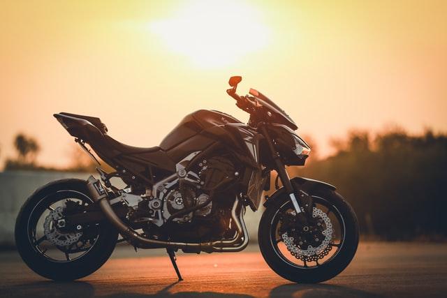 Motocykle Kawasaki